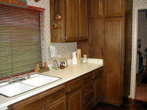 redecorate kitchen, after pic