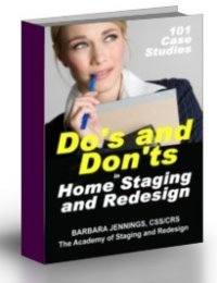 dos and donts in home staging and interior redesign
