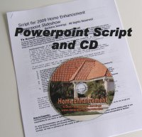 home enhancement script and CD