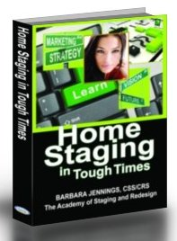 home staging in tough times cover