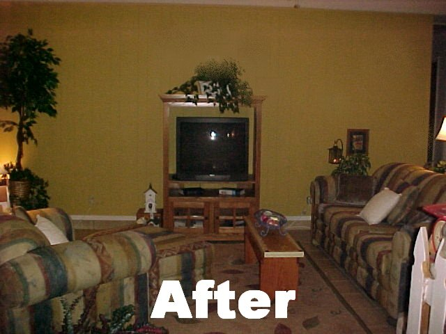 interior redesign living room after