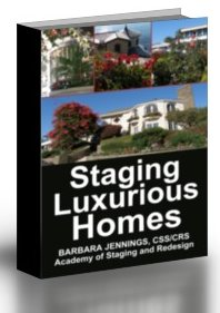 staging luxurious homes or for wealthy clients homes