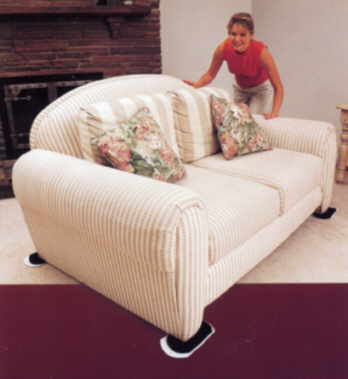 furniture sliders, carpet sliders